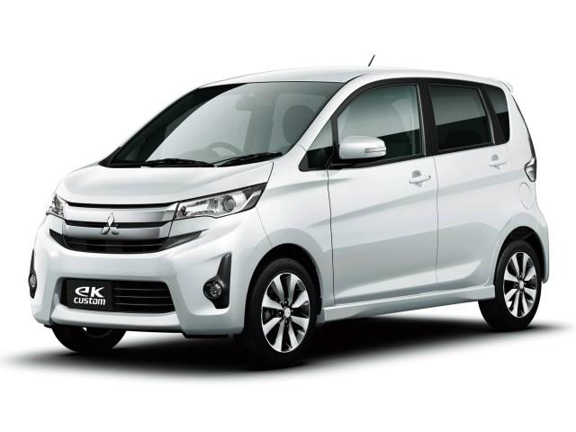 2013 Mitsubishi EK Custom