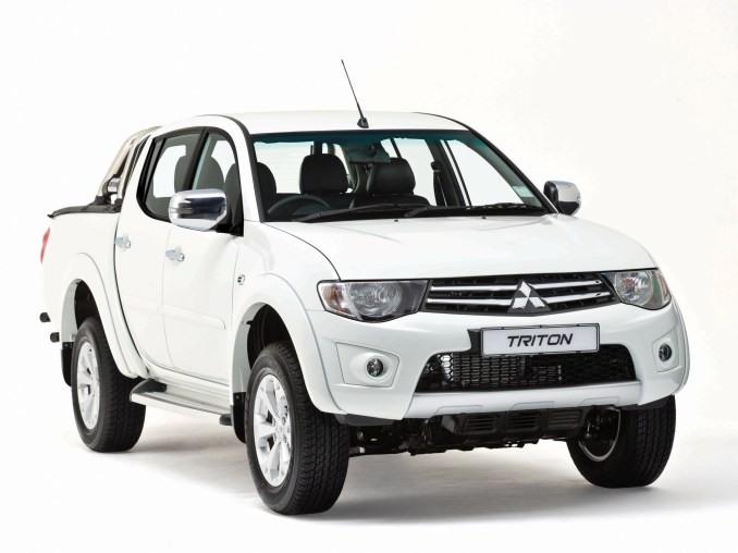 2013 Mitsubishi Triton Double Cab South Africa