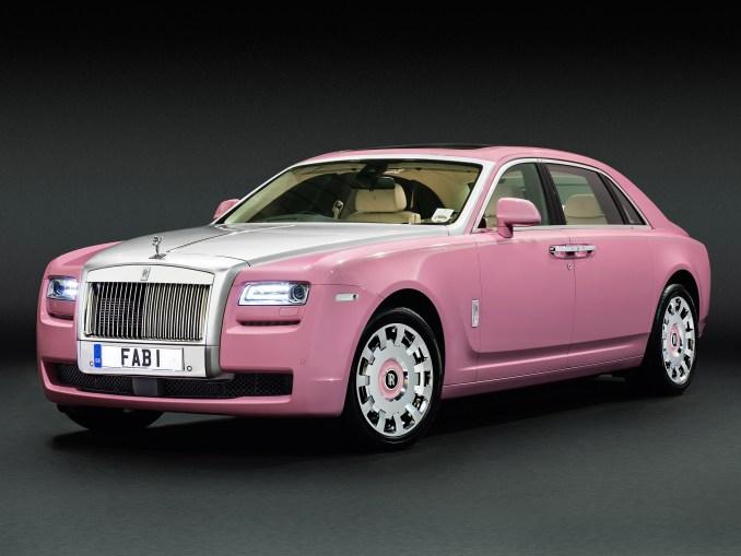 2013 Rolls Royce Ghost Extended Wheelbase Fab1