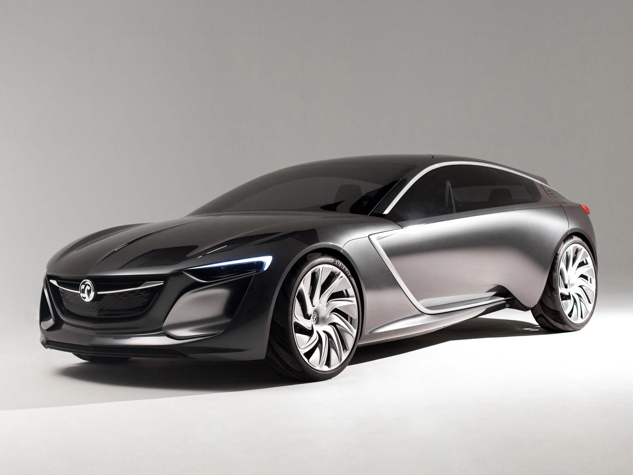 2013 Vauxhall Monza Concept