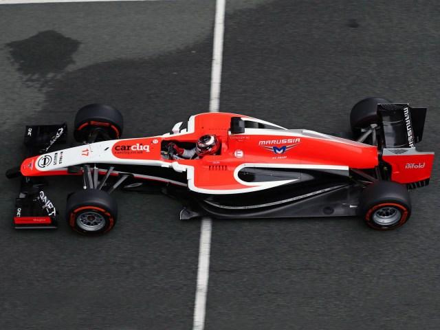2014 Marussia F1 MR03