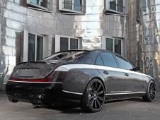 2014 Maybach 57S Knight Luxury
