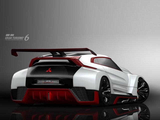 2014 Mitsubishi Concept XR Phev Evolution Vision Gran Turismo