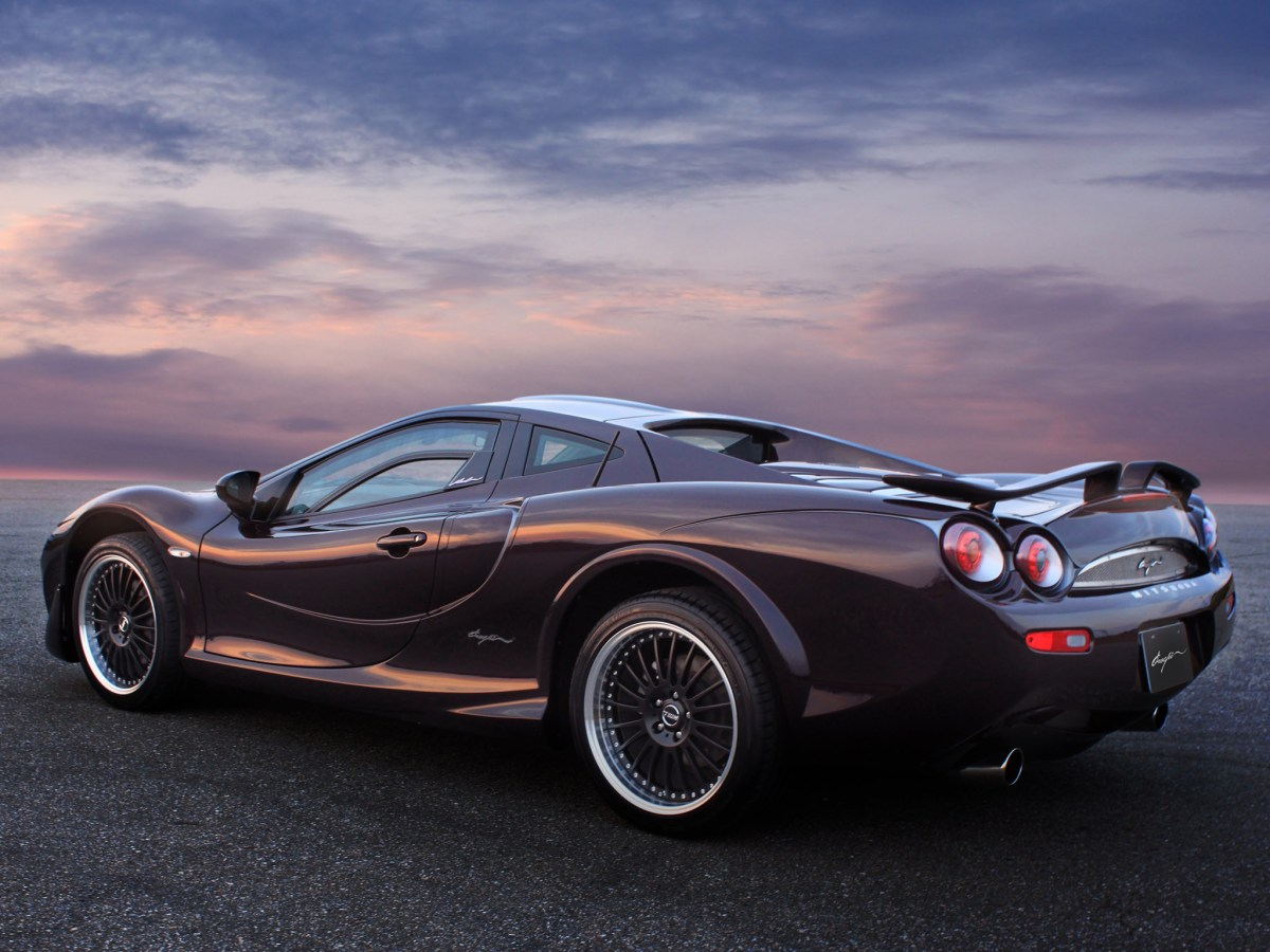 "2014 Mitsuoka Orochi ""Final Edition"""