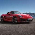 2014 Porsche Boxster GTS 981