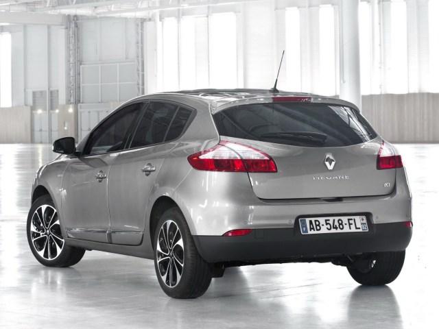 2014 Renault Megane 5 Door