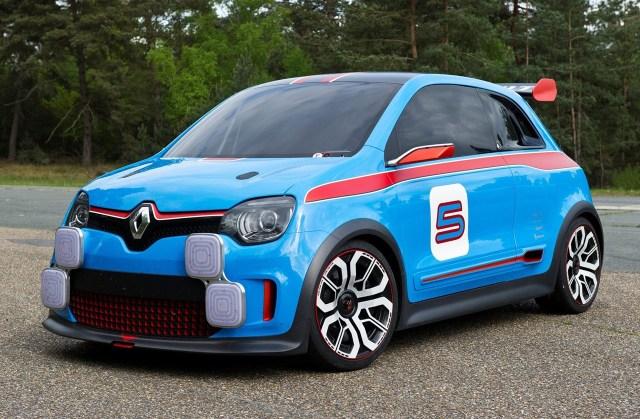 2014 Renault Twinrun Concept