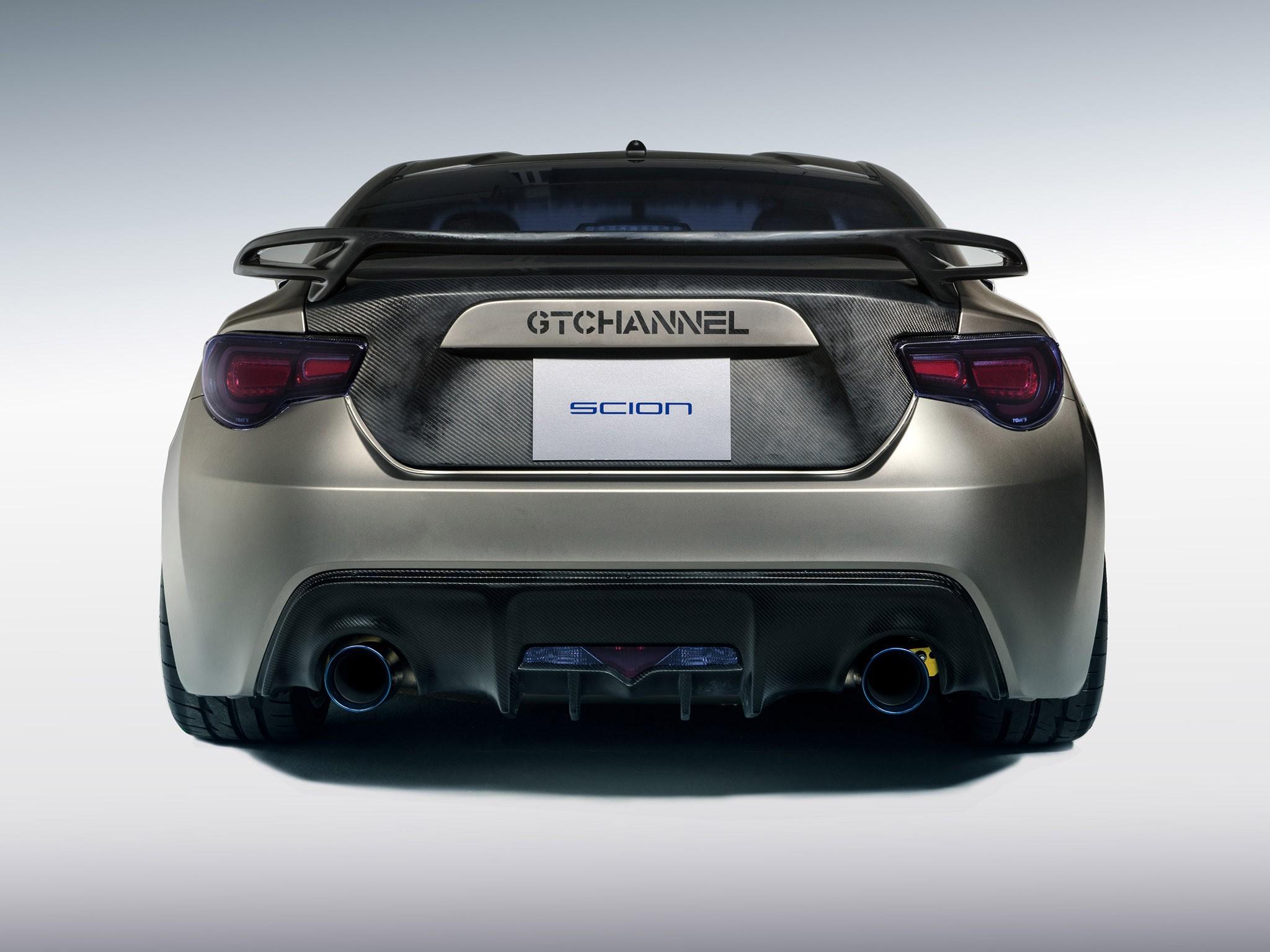 2014 Scion FR-S GT Channel Mine S Concept