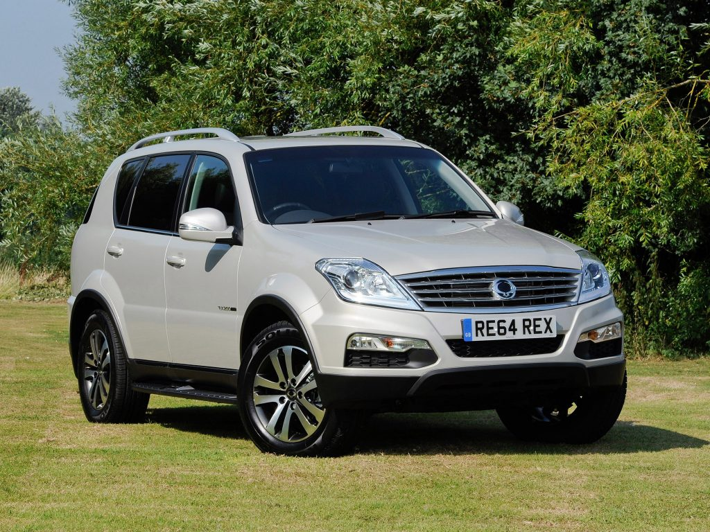 2014 Ssangyong Rexton W 60th Anniversary