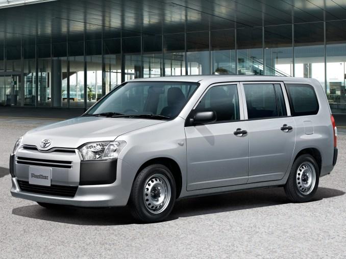 2014 Toyota Probox Van cp50