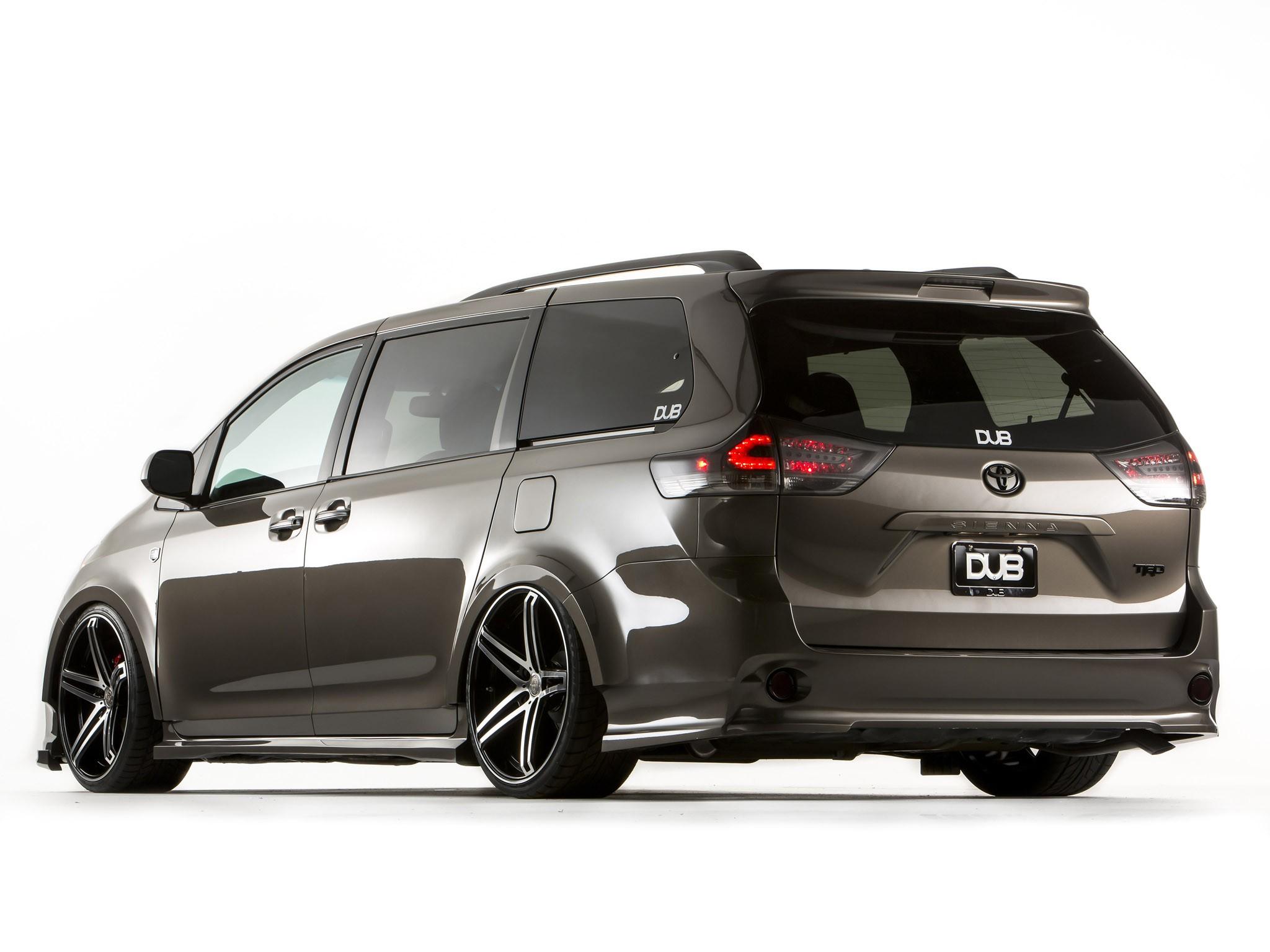 2014 Toyota Sienna Dub Edition Concept
