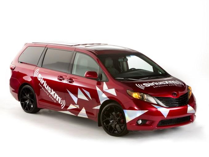 2014 Toyota Sienna Remix Concept