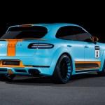 Porsche Macan S Diesel 2015 - Hamann