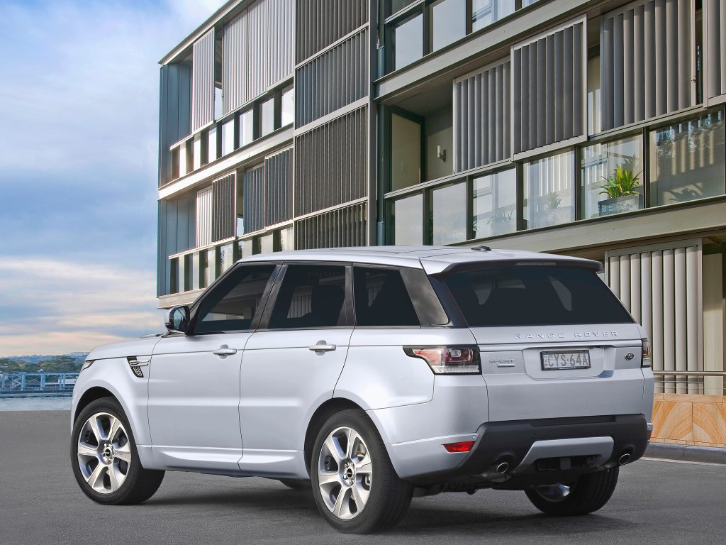 2015 Land Rover Range Rover Sport Autobiography HEV Australia