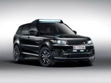 2015 Land Rover Sport SVR 007 Spectre