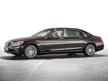 2015 Mercedes Maybach S600 X222