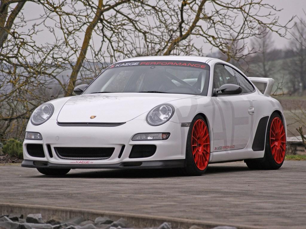 2015 Porsche 911 GT3 Clubsport Kaege 997