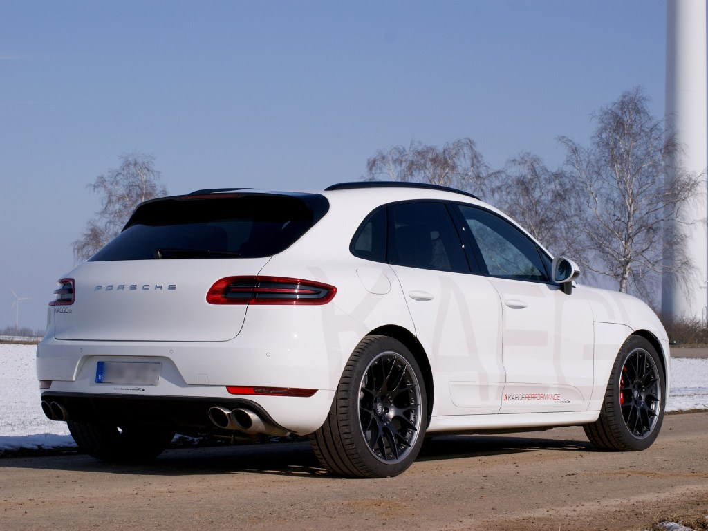 2015 Porsche Macan S Kaege 95B