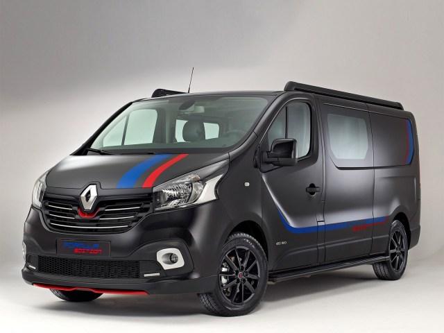 2015 Renault Trafic Formula Edition