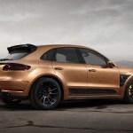 2015 Porsche Macan Ursa Aurum - Topcar