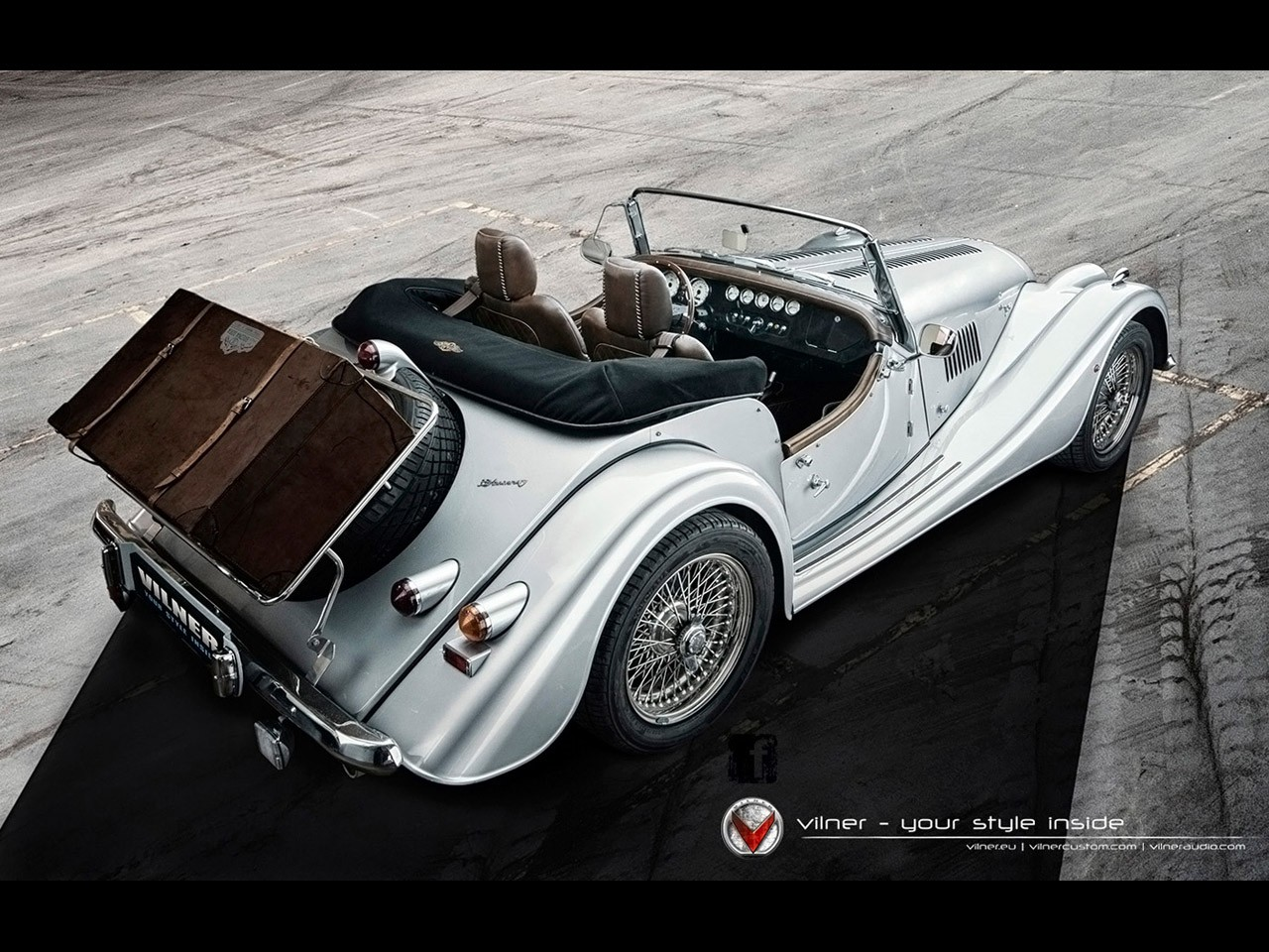 Morgan Plus 8 (2015) - Vilner