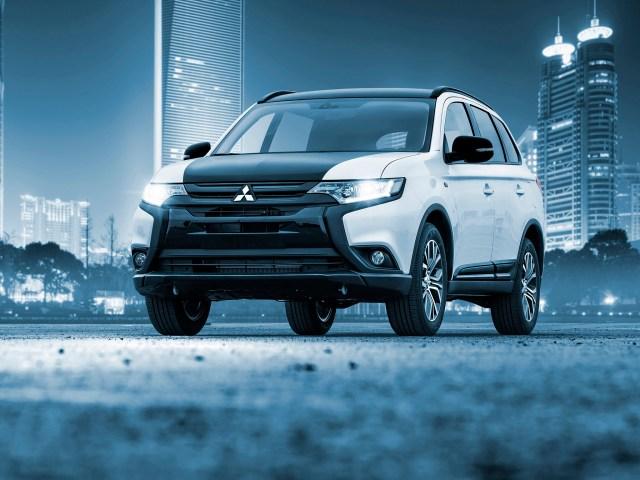 2016 Mitsubishi Outlander 25
