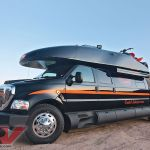 N2A Luxery Ford F650 4x4 (2016) - Dunkel Industries
