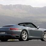 2016 Porsche 911 Carrera Cabriolet 991 Australia