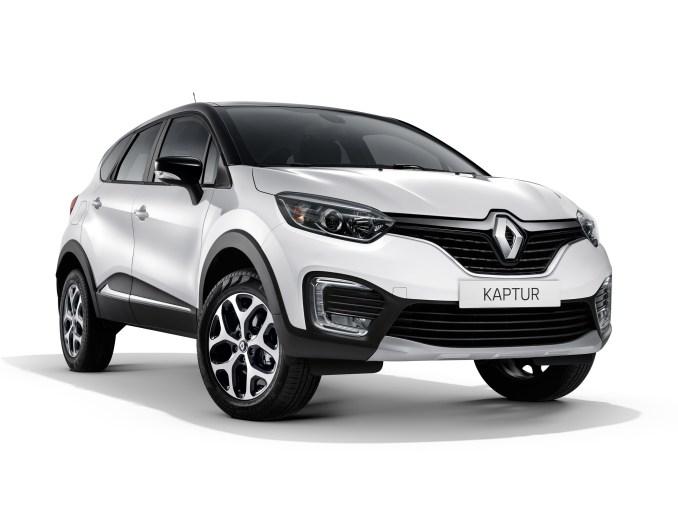 2016 Renault Kaptur