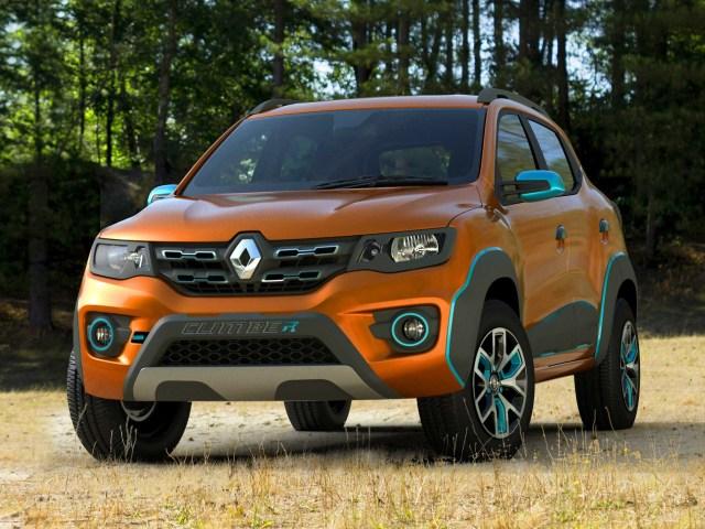 2016 Renault Kwid Climber Concept