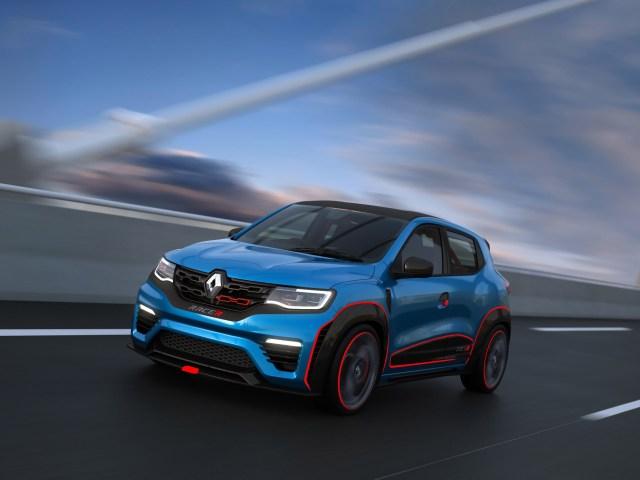 2016 Renault Kwid Racer Concept