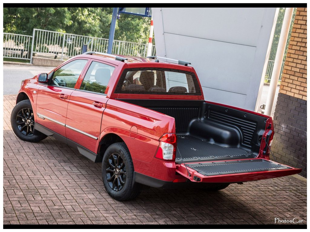2016 Ssangyong Musso Pick-up