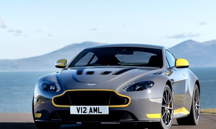 2016 Aston Martin Vantage V12 S