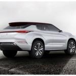 2017 Mitsubishi GT PHEV Concept