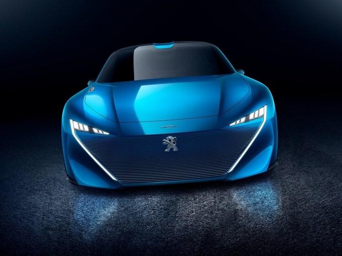 2017 Peugeot Instinct Concept