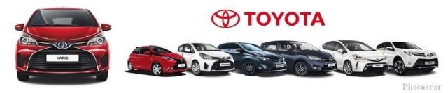 Banniere Toyota
