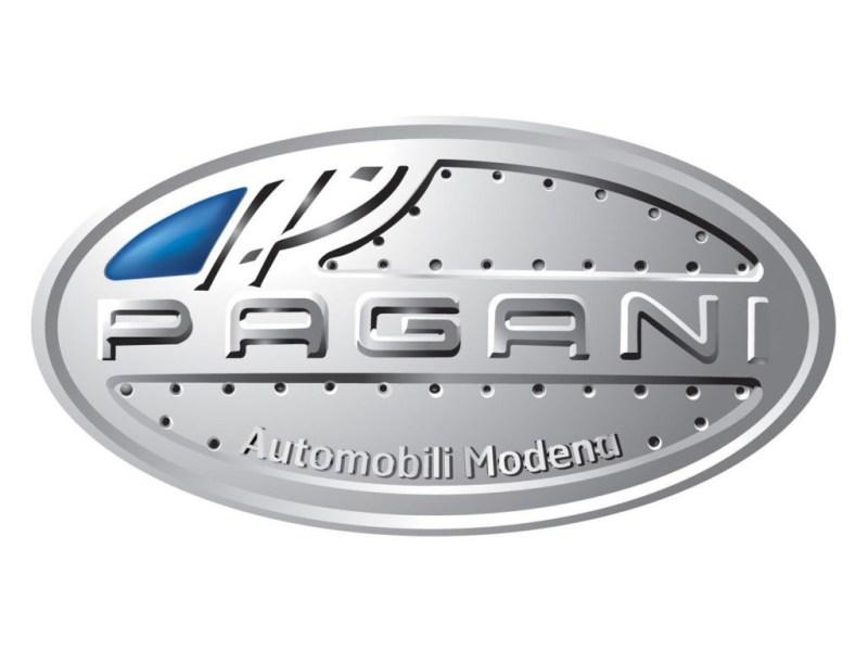 Logo Pagani