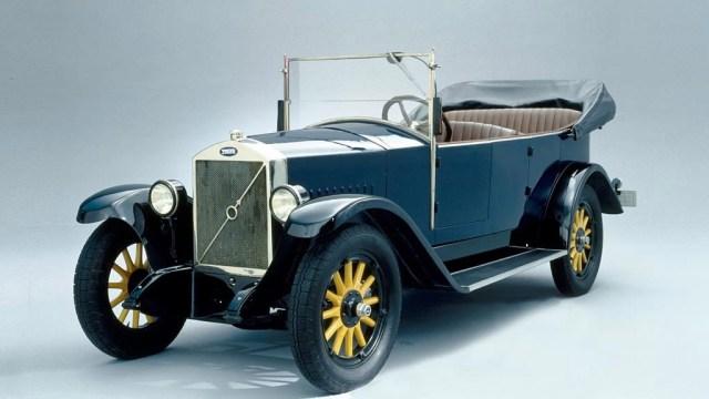 1927 Volvo OV4 Jakob