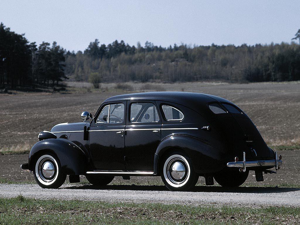 1946 Volvo PV 60