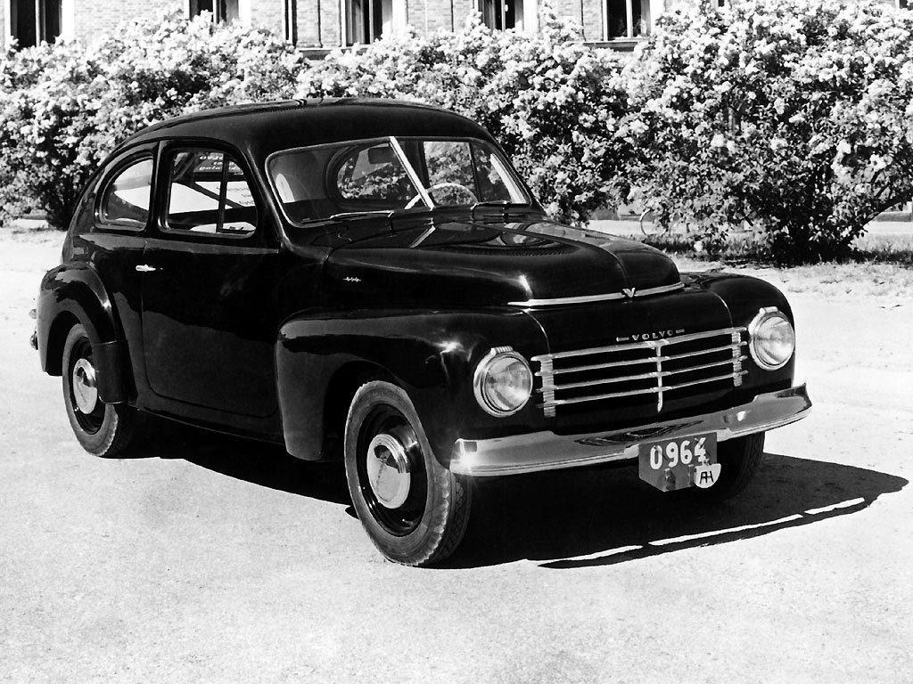 1947 Volvo PV444 A