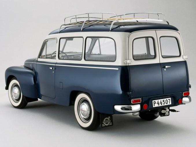 """1958 Volvo PV445 PH """"Duett"""""""