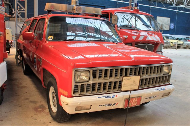 Chevrolet Suburban Break (1975)