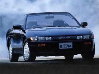 Nissan Silvia Convertible S13 (1988) - Autech