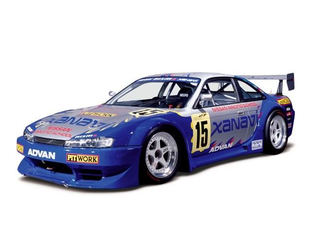 1998 Super GT - Nissan Silvia JGTC