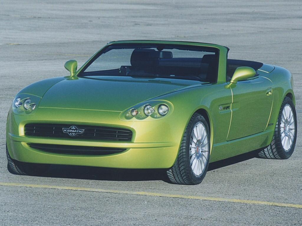 2003 Edag - Keinath Coupe