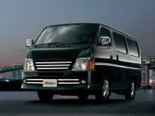 Nissan Caravan Rider E25 (2005) - Autech