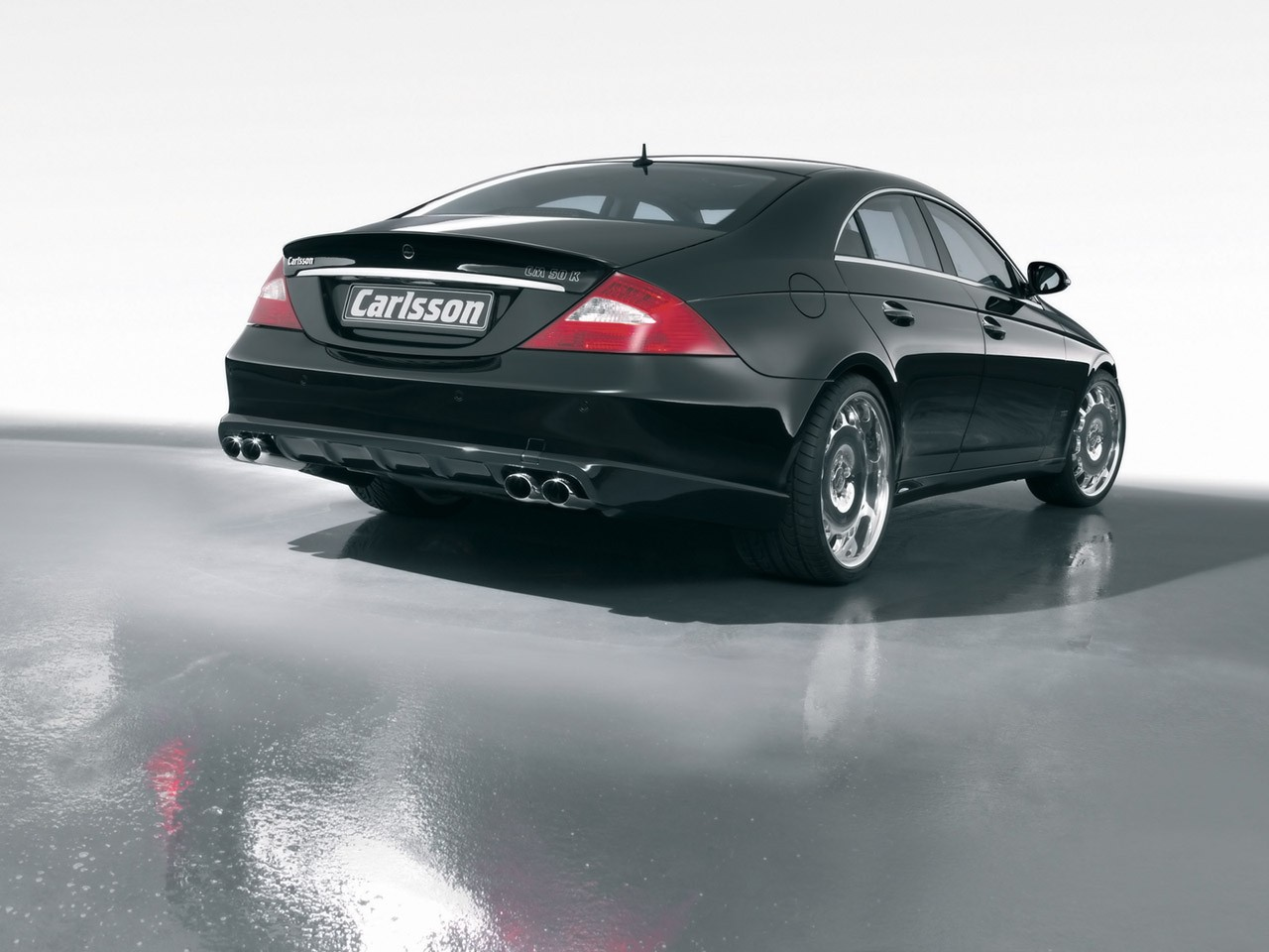 2005 Carlsson CK55 Mercedes