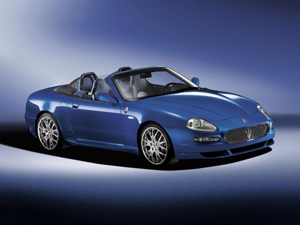 2005 Maserati Spyder 90th Anniversary