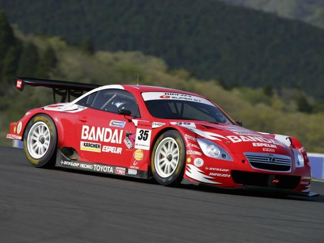 2006 Super GT - Lexus SC 430