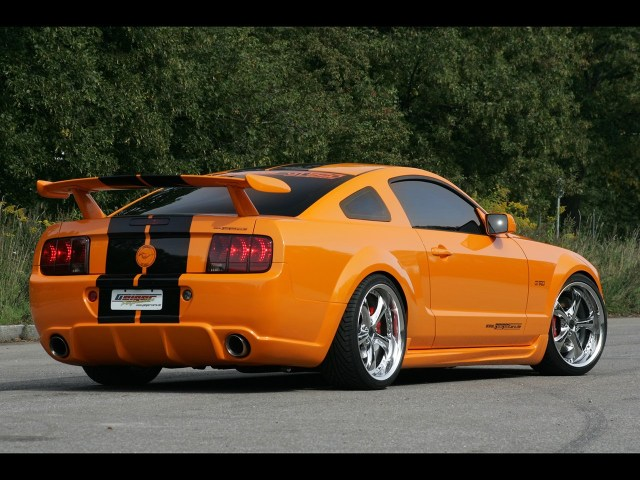 2007 Geigercars - Ford Mustang GT 520